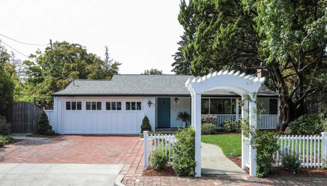 43 University Dr, Menlo Park, CA 94025 (#ML81810055) :: The Sean Cooper Real Estate Group