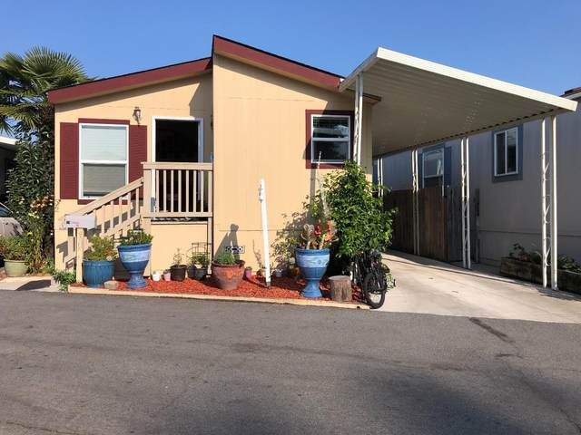 930 Rosedale 52, Capitola, CA 95010 (#ML81810139) :: Strock Real Estate