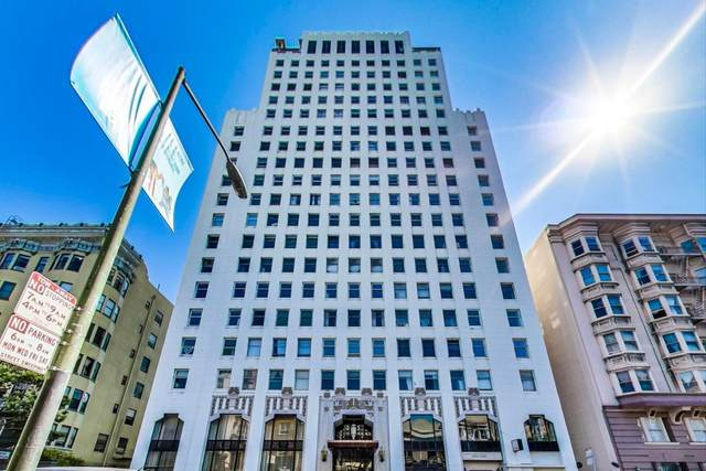 631 Ofarrell St 616, San Francisco, CA 94109 (#ML81810181) :: Real Estate Experts