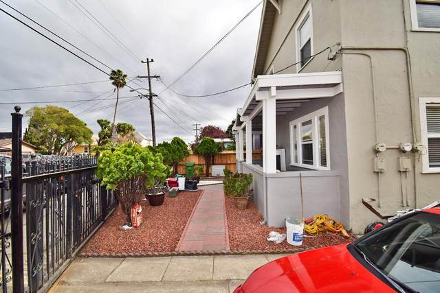 9319 Plymouth St, Oakland, CA 94603 (#ML81810183) :: Real Estate Experts