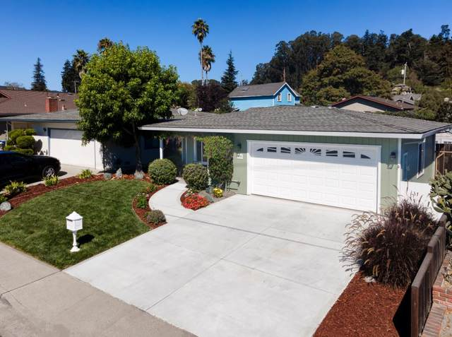 79 Rooney St, Santa Cruz, CA 95065 (#ML81810186) :: The Kulda Real Estate Group