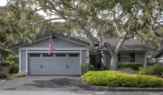27 Country Club Gate, Pacific Grove, CA 93950 (#ML81810208) :: Alex Brant
