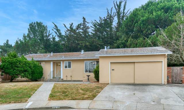140 Palm Ct, San Bruno, CA 94066 (#ML81810213) :: The Goss Real Estate Group, Keller Williams Bay Area Estates