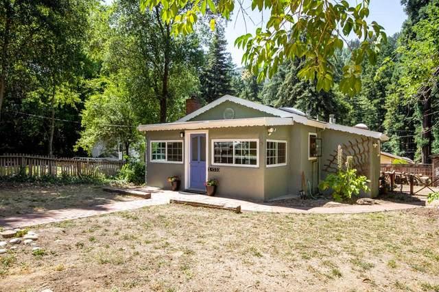 14555 W Park Ave, Boulder Creek, CA 95006 (#ML81810218) :: RE/MAX Gold