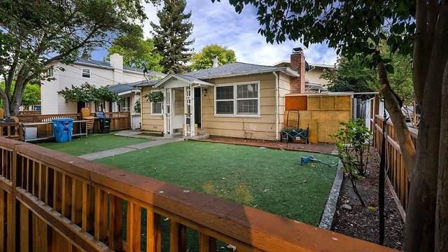 343 Park St, Redwood City, CA 94061 (#ML81810267) :: Strock Real Estate