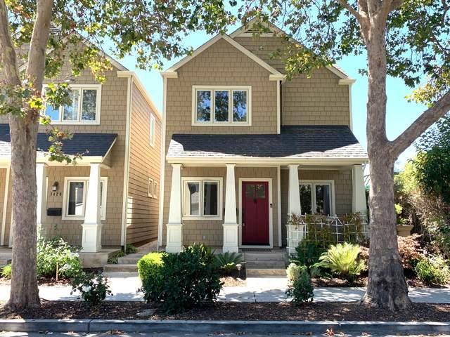 1431 San Antonio Ave, Menlo Park, CA 94025 (#ML81810278) :: The Realty Society