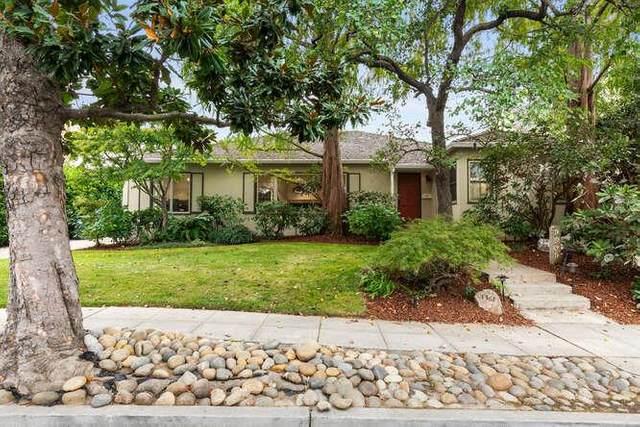 1361 Columbus Ave, Burlingame, CA 94010 (#ML81810327) :: The Gilmartin Group