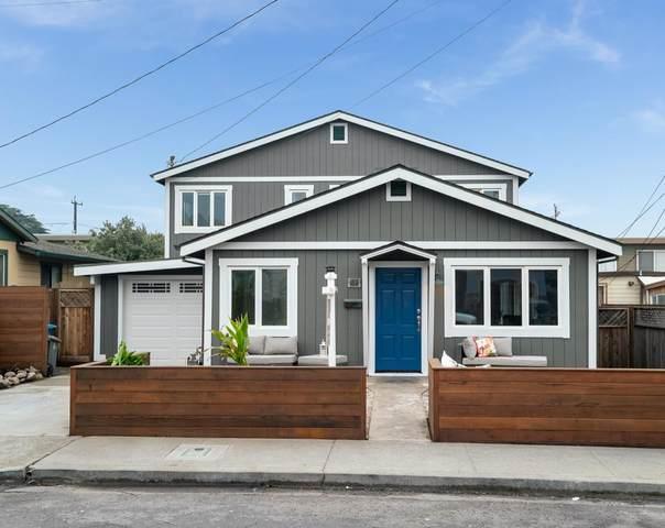 46 San Jose Ave, Pacifica, CA 94044 (#ML81810328) :: The Sean Cooper Real Estate Group