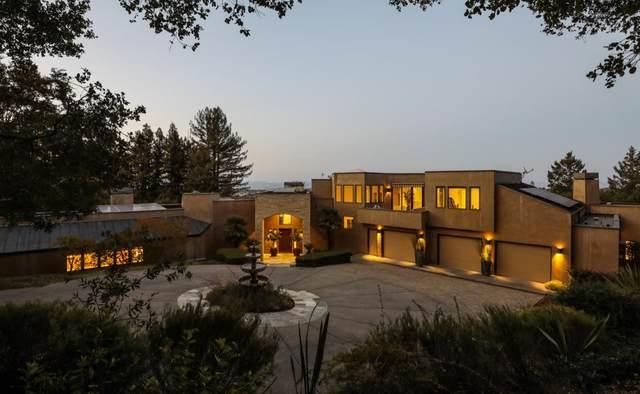 360 Old La Honda Rd, Woodside, CA 94062 (#ML81810329) :: The Kulda Real Estate Group
