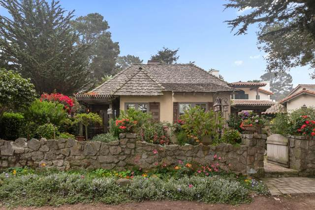 0 San Antonio Se Corner Of Ocean, Carmel, CA 93921 (#ML81810335) :: The Goss Real Estate Group, Keller Williams Bay Area Estates