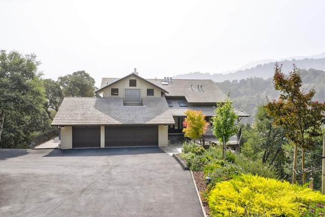 24696 Olive Tree Ct, Los Altos Hills, CA 94024 (#ML81810356) :: The Sean Cooper Real Estate Group