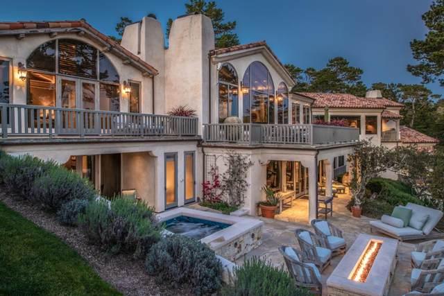 Cortez Rd, Pebble Beach, CA 93953 (#ML81810367) :: Intero Real Estate