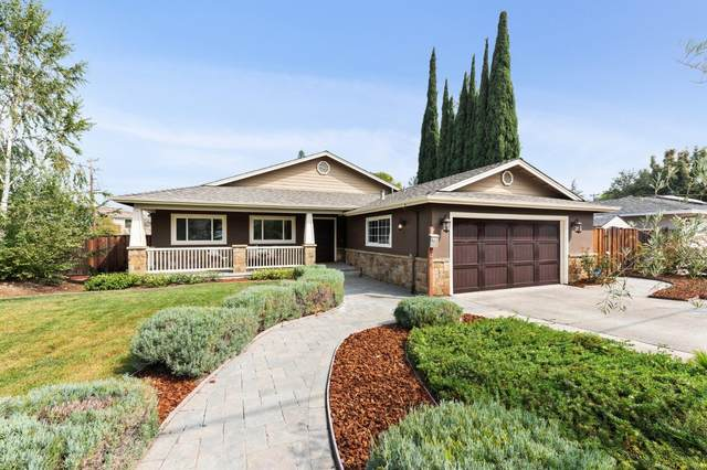 178 Wedgewood Ave, Los Gatos, CA 95032 (#ML81810371) :: Live Play Silicon Valley