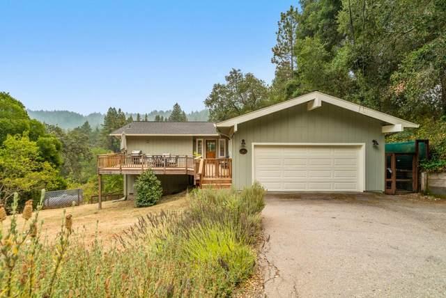 211 Overlook Dr, Boulder Creek, CA 95006 (#ML81810470) :: RE/MAX Gold