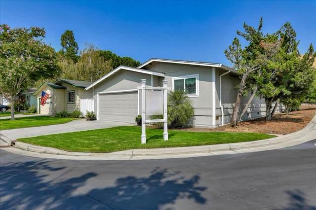 255 Mountain Springs Dr 255, San Jose, CA 95136 (#ML81810472) :: Live Play Silicon Valley