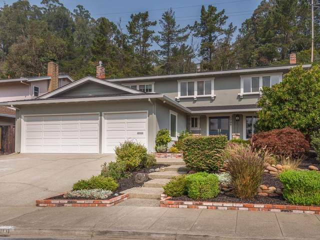 1709 Los Altos Dr, San Mateo, CA 94402 (#ML81810483) :: Strock Real Estate
