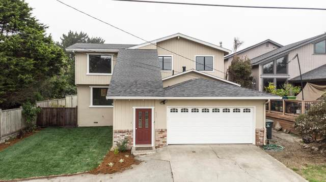 411 Terrace Ave, Moss Beach, CA 94038 (#ML81810541) :: The Kulda Real Estate Group