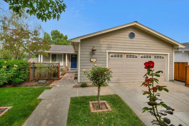 233 Arbor Valley Dr, San Jose, CA 95119 (#ML81810553) :: The Sean Cooper Real Estate Group