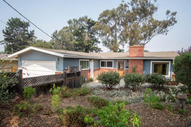 23 Ralston Dr, Monterey, CA 93940 (#ML81810559) :: The Realty Society