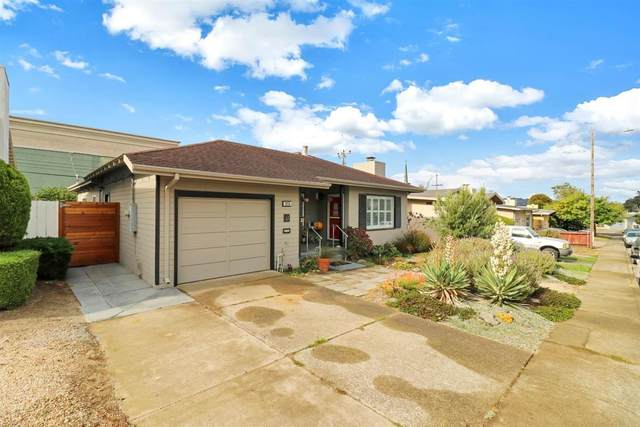 1016 Crestwood Dr, South San Francisco, CA 94080 (#ML81810562) :: The Gilmartin Group