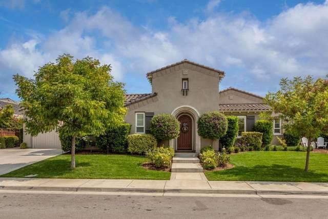 18431 Altimira Circle, Morgan Hill, CA 95037 (#ML81810565) :: The Realty Society