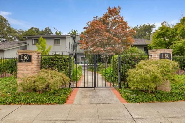 1160 Pine St B, Menlo Park, CA 94025 (#ML81810609) :: The Realty Society