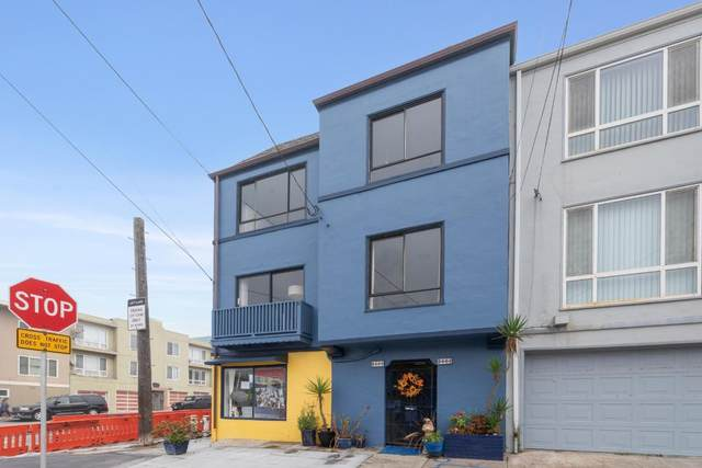 2400-2402 43rd Ave, San Francisco, CA 94116 (#ML81810627) :: The Kulda Real Estate Group