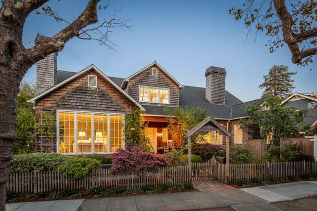 160 Occidental Ave, Burlingame, CA 94010 (#ML81810654) :: The Gilmartin Group