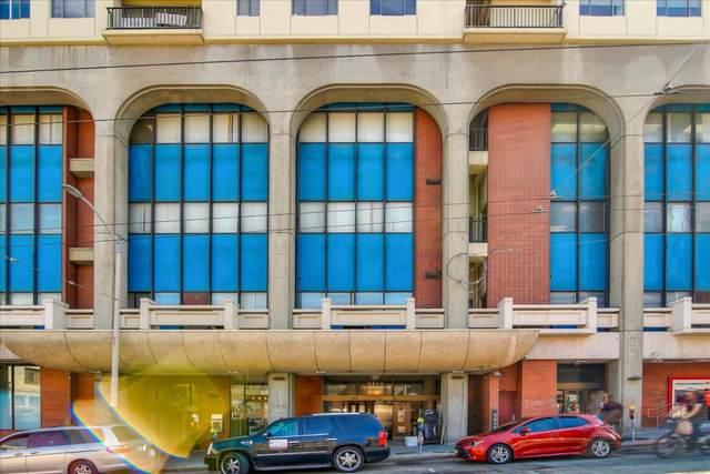 946 Stockton St 11C, San Francisco, CA 94108 (#ML81810655) :: Strock Real Estate