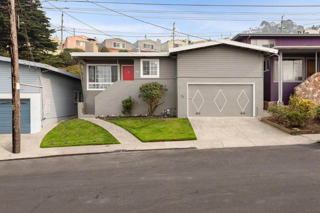 191 Canyon Dr, Daly City, CA 94014 (#ML81810656) :: Strock Real Estate