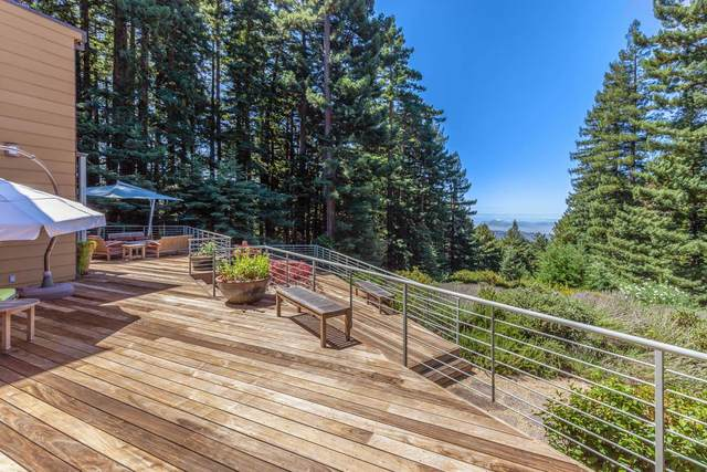 13186 Skyline Blvd, Woodside, CA 94062 (#ML81810731) :: The Sean Cooper Real Estate Group