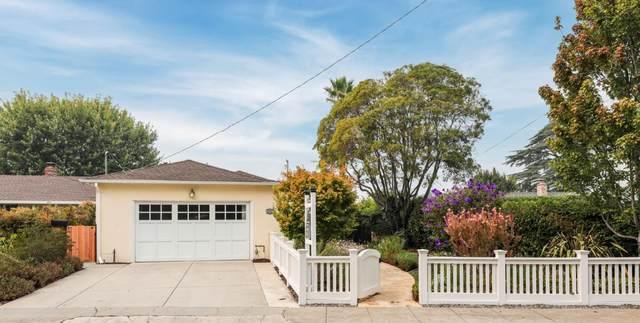 212 Fairmont Ave, San Carlos, CA 94070 (#ML81810735) :: The Realty Society