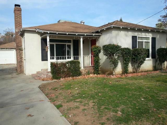 2481 5th Ave, Merced, CA 95340 (#ML81810740) :: The Realty Society