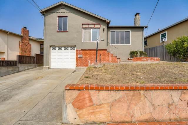 540 Park Way, South San Francisco, CA 94080 (#ML81810769) :: The Gilmartin Group