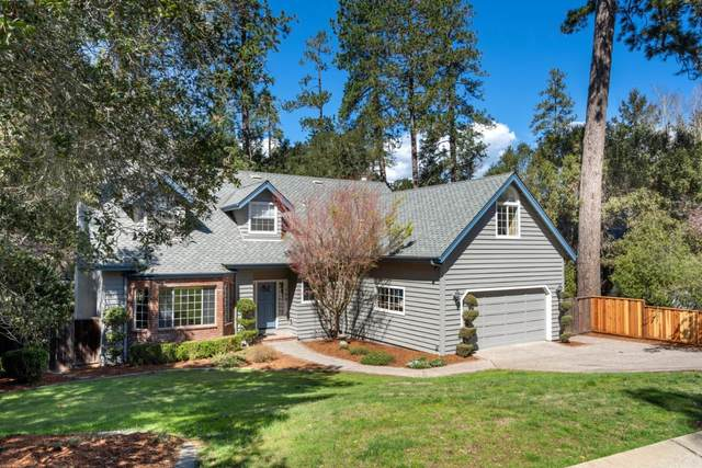 109 Baja Sol Dr, Scotts Valley, CA 95066 (#ML81810771) :: The Realty Society