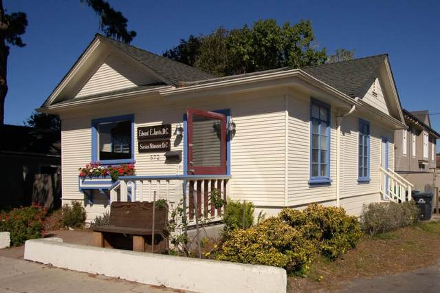 625 Forest Ave, Pacific Grove, CA 93950 (#ML81810810) :: Alex Brant
