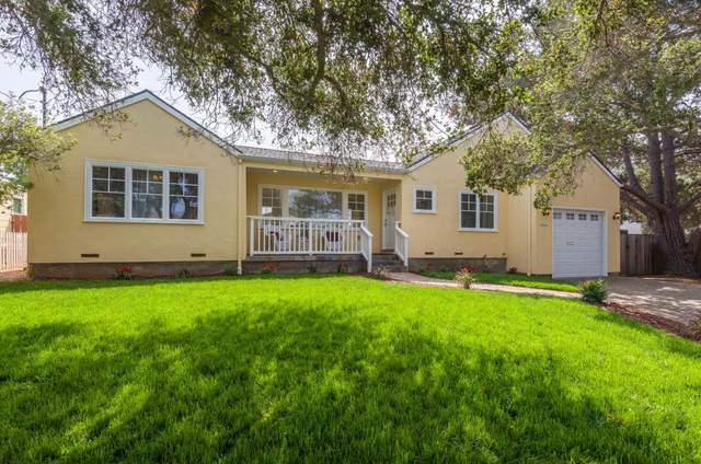 1941 Bayview Ave, Belmont, CA 94002 (#ML81810847) :: Real Estate Experts