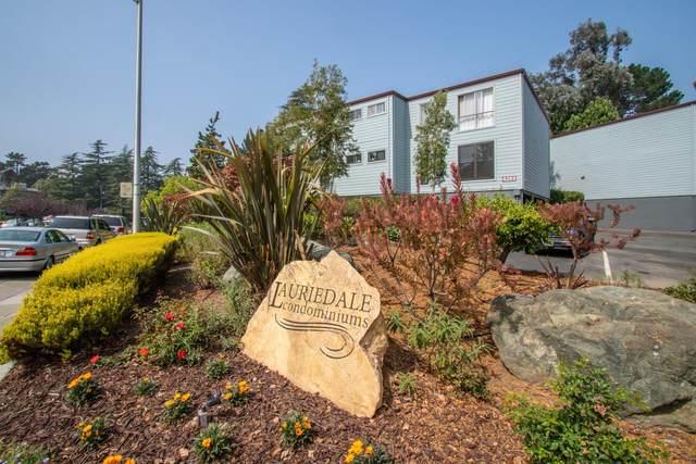 4295 George Ave 3, San Mateo, CA 94403 (#ML81810853) :: RE/MAX Gold
