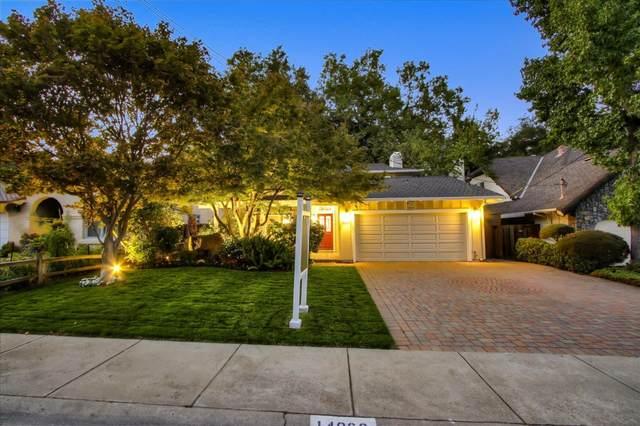 14069 Loma Rio Dr, Saratoga, CA 95070 (#ML81810870) :: Real Estate Experts