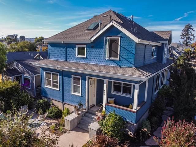 409 Windham St, Santa Cruz, CA 95062 (#ML81810907) :: The Realty Society