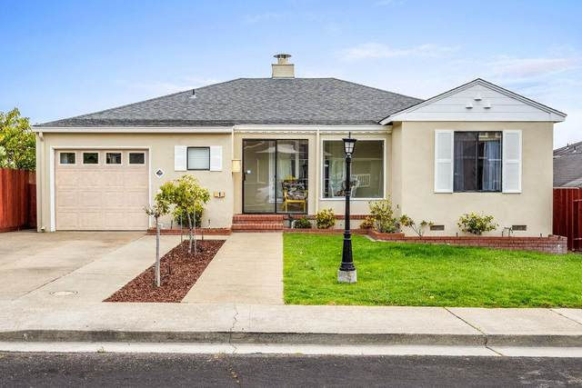 1 Greenwood Dr, South San Francisco, CA 94080 (#ML81810938) :: The Gilmartin Group
