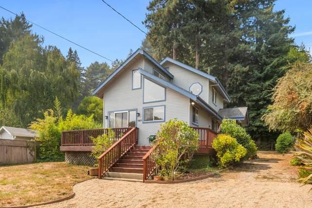 5805 Plateau Dr, Felton, CA 95018 (#ML81810943) :: Real Estate Experts