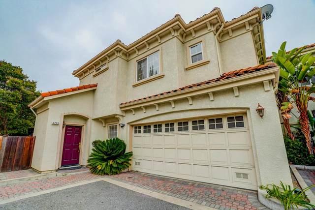 1734 Cambria Ct, San Jose, CA 95124 (#ML81810951) :: RE/MAX Gold