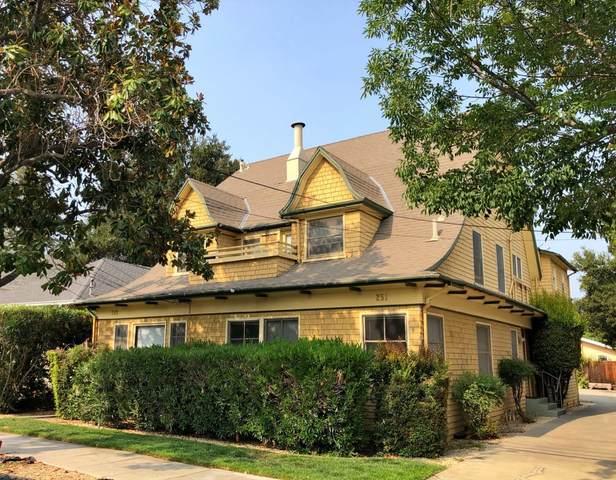 251 Emerson St, Palo Alto, CA 94301 (#ML81810968) :: Intero Real Estate