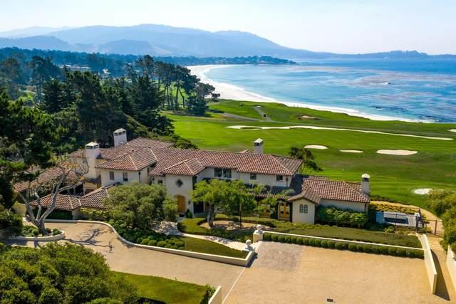 3398 17 Mile Dr, Pebble Beach, CA 93953 (#ML81810975) :: Alex Brant