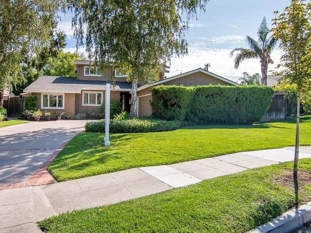 154 Kensington Way, Los Gatos, CA 95032 (#ML81810981) :: Live Play Silicon Valley