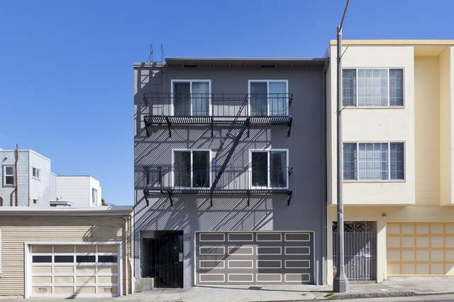318 25th Ave, San Francisco, CA 94121 (#ML81810989) :: Intero Real Estate