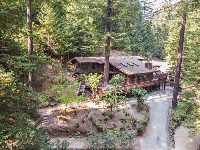 12101 Love Creek Rd, Ben Lomond, CA 95005 (#ML81810993) :: Intero Real Estate
