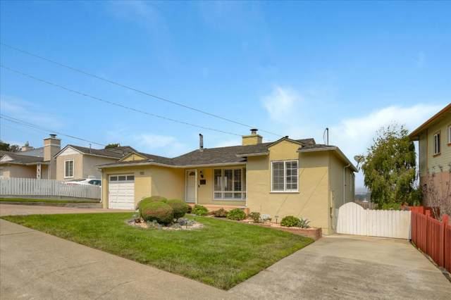 1640 Sweetwood Dr, Daly City, CA 94015 (#ML81810998) :: The Goss Real Estate Group, Keller Williams Bay Area Estates