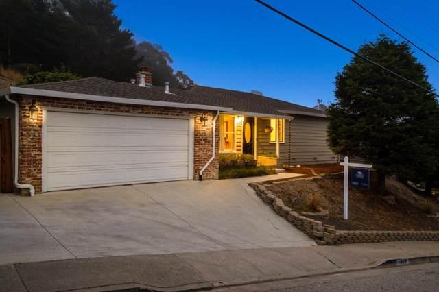 1039 Escalero Ave, Pacifica, CA 94044 (#ML81811079) :: The Realty Society